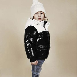 mini rodini - PUFF JACKET