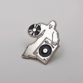 Summer Cool - Infamous Boogieman Pin