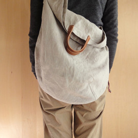 ardem su o - 2way herringbone shoulder