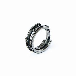 Alcaeus Ring - Black