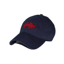 Smathers & Branson - Crab Needlepoint Hat