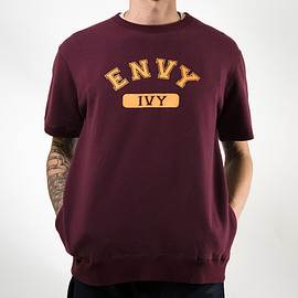 SON OF THE CHEESE - ENVY TEE(WINE)