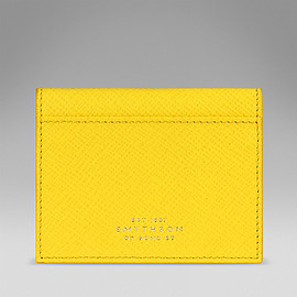Smythson - Travel pass holder