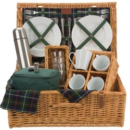 OPTIMA - Gordon Tea Hamper, 4 Persons