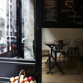 Paris - Buvette