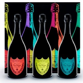 Dom Pérignon - Andy Warhol Color Label