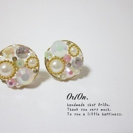 0r10n. - Pearl Juicy Pierce*。+.Ⅱ