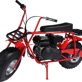 Supreme, Coleman - CT200U Mini Bike