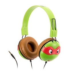Griffin Technology - Ninja Turtle Headphones