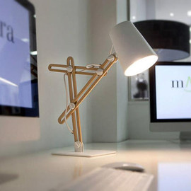 Santiago Sevillano - Looker desktop lamp