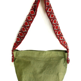 KAPITAL - Canvas Navajo Dance Bag