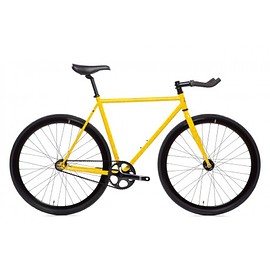 STATE BICYCLE - THE SIMPSONS X STATE BICYCLE SPRINGFIELD CHARACTER WRAP BIKE (4130 CORE-LINE)