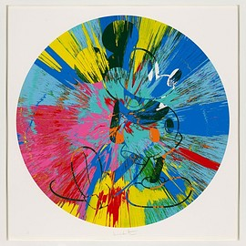 Damien Hirst - Beautiful Mickey - Print