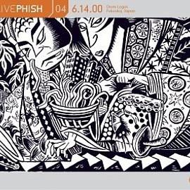 Phish - Live Phish Vol. 4: 6/14/00, Drum Logos, Fukuoka, Japan