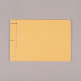 HAY - HAY Bookbinders Book M Land - Yellow
