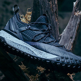 Nike ACG, HAVEN, NIKE - Mountain Fly Low - Black/Anthracite