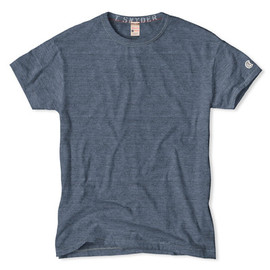 Todd Snyder - Champion Blue Heather Classic Crew T-Shirt