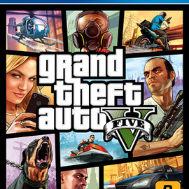Rockstar Games - PlayStation4 Grand Theft Auto V