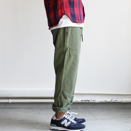 Stretch Ripstop Cargo Shorts 【OSHMAN'S別注】 2020SS