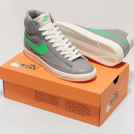 NIKE - Blazer High  Stussy Inspired Size? Exclusives