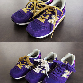 New Balance × Fith - Fith別注 NB996