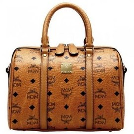 MCM - MCM Boston Bag Crassic