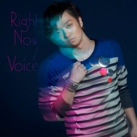 三浦大知 - Right Now/Voice (SINGLE+DVD)(LIVE盤) (外付け特典なし)[Single] [CD+DVD]