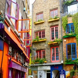 London - Neal's Yard