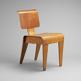 Isokon - Side Chair BC3