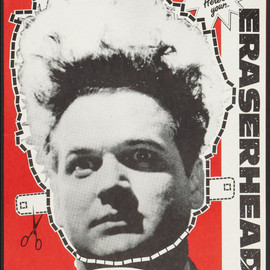 "David Lynch - ""Eraserhead"" Promotional Mask Poster"