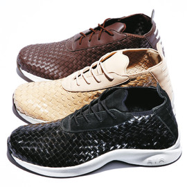 NIKE - HTM AIR WOVEN BOOT (Smooth Leather)