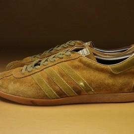 adidas - TOBACCO (made in france)