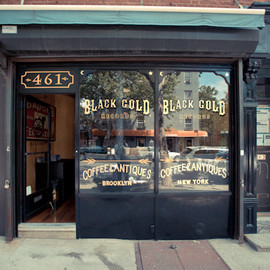 Brooklyn, New York - BLACK GOLD
