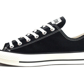 CONVERSE - CANVAS ALL STAR J OX 「made in JAPAN」 「LIMITED EDITION for STAR SHOP」