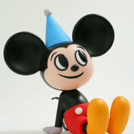 MEDICOM TOY - VCD MICKEY MOUSE (modern pets friends Disney)