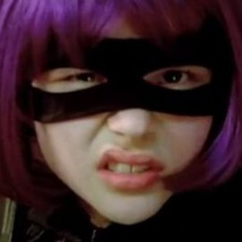 KICKASS - HIT GIRL