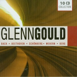 Glenn Gould - Bach, Beethoven, Schonberg, Weber and Berg - Glenn Gould Plays Bach, Beethoven, Schonberg, Weber and Berg CD, Import