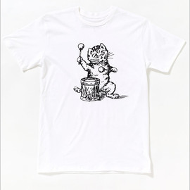 THE POSTCARD CAT T-SHIRT - product image