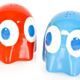 Namco - Pac-Man Ghost Salt and Pepper Pots