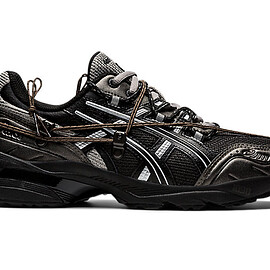 ASICS, ANDERSSON BELL - GEL-1090 X ANDERSSON BELL, Black/Silver