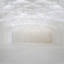 Ryuji Nakamura - ....Some beautifully tactile work with hechima chairs