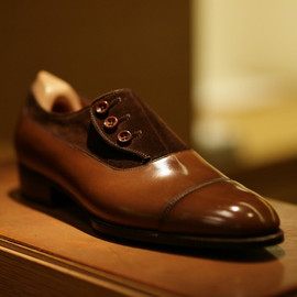 John Lobb Paris - Buttons Shoes, Bespoke