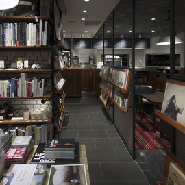 tokyo - cafe & books bibliotheque