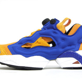 Reebok - INSTA PUMP FURY 「LIMITED EDITION」 ORG/BLU/WHT