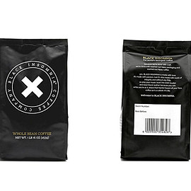 BLACK INSOMNIA - BLACK INSOMNIA WHOLE BEAN COFFEE