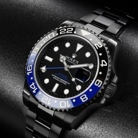 Bamford Watch Department - ROLEX GMT Master II - SE - Dual Colour