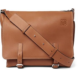 Loewe - Military Leather Messenger Bag