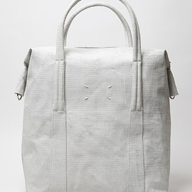 Maison Martin Margiela - 11 Paint Effect Hold All Satchel