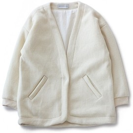 Objects Without Meaning - Bed Jacket (ivory)