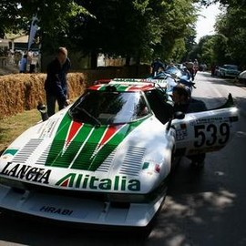 LANCHIA - STRATOS TURBO